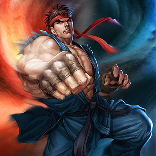 Super Hadoken Alpha TURBO - Electron Doom Sword's Tribute to Street Fighter (Extended Mix)
