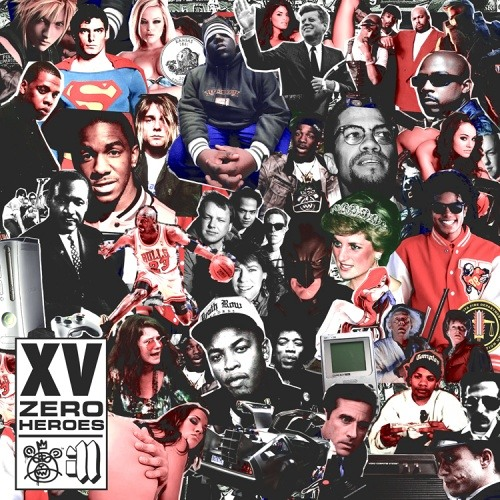XV - That's Just Me (Prod By Swiff D)