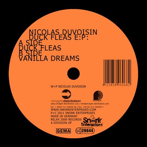 Nicolas Duvoisin - Duck Fleas- Relaxx 2000