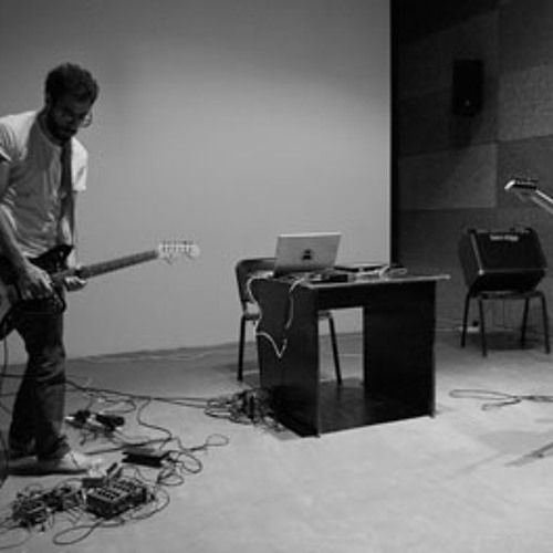 Denoising Noise Music Live at Beirut Art Center