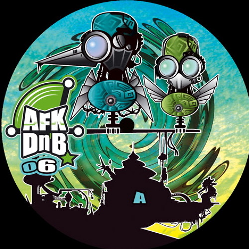 WOBBLE T. - Never Ever - AFK DNB 06 - clip