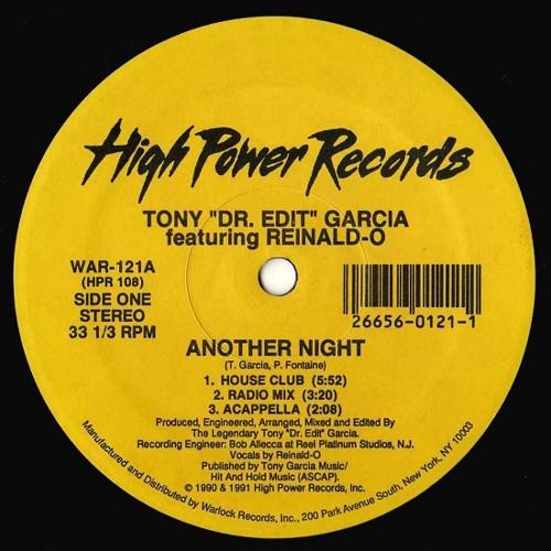 Tony ``Dr. Edit`` Garcia Featuring Reinald-O - Another Night (Club Mix)