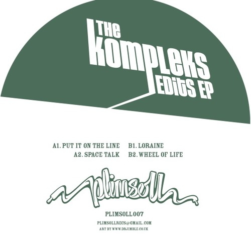 Kompleks - Put It On the Line (Lyn Collins Edit)