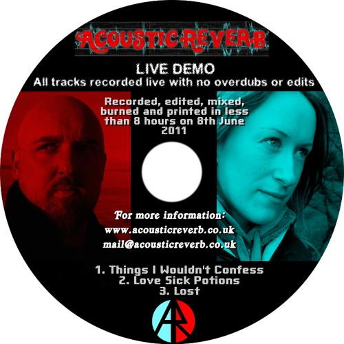 Acoustic Reverb demos