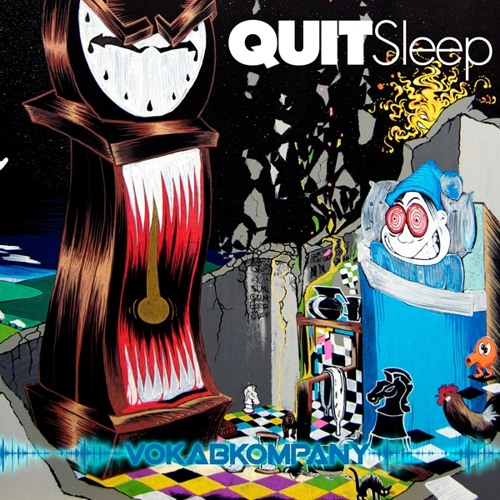 Quit Sleep feat. Luckyiam & Apualo8 (Dj Vadim Remix) [2011]