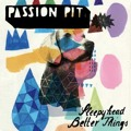 Passion Pit Sleepyhead Artwork
