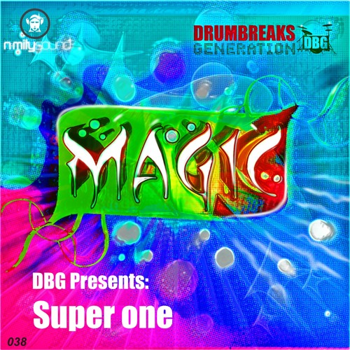 Drum Breaks Generation - Super One (NMITY038)