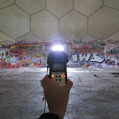 Field Recordings from Teufelsberg Listening Station Berlin, Germany