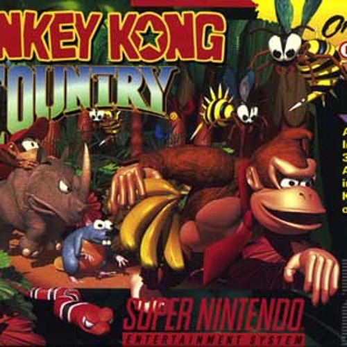 Donkey Kong Country Theme