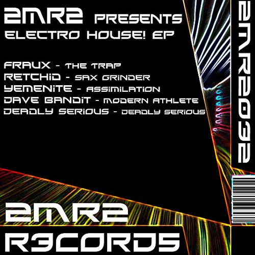 Sax Grinder(Original Mix)2MR2 RECORDS/Supported by Alex (G.Peterson + R.Sanchez + judge jules)