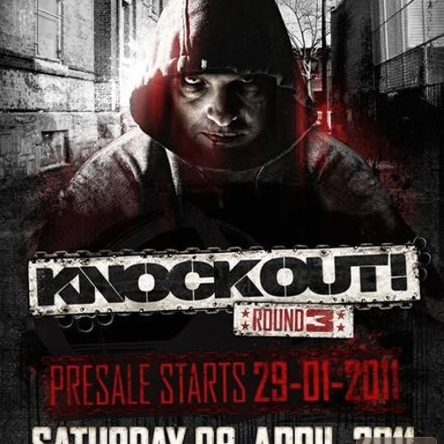 B-Front vs Frontliner at Knock Out! 09-04-2011