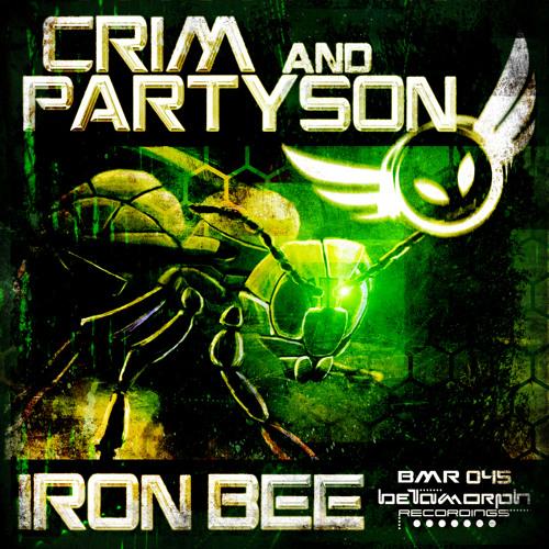 Crim and Partyson - Iron Bee ( Affe Maria Remix )