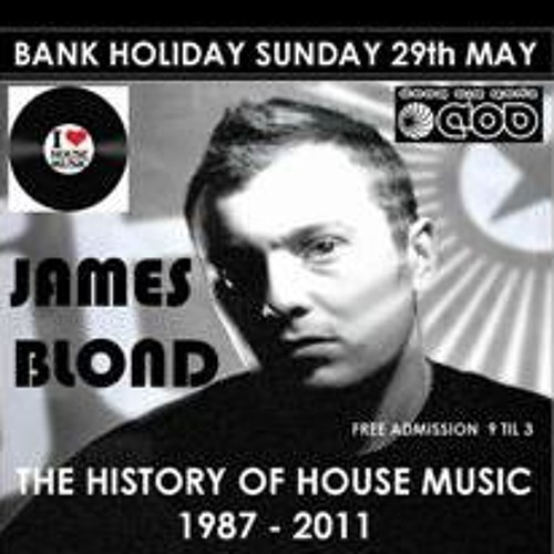 James blond the history of house music part 1 by for House music facts