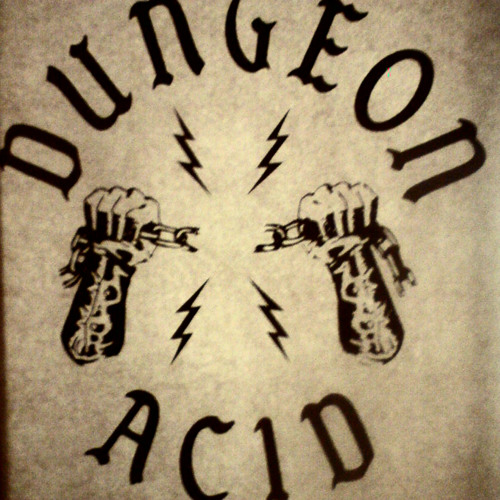 DUNGEON ACID - LIVE AT FYLKINGEN