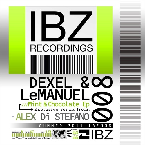 IBZ008 // Dexel & LeManuel / Mint & Chocolate