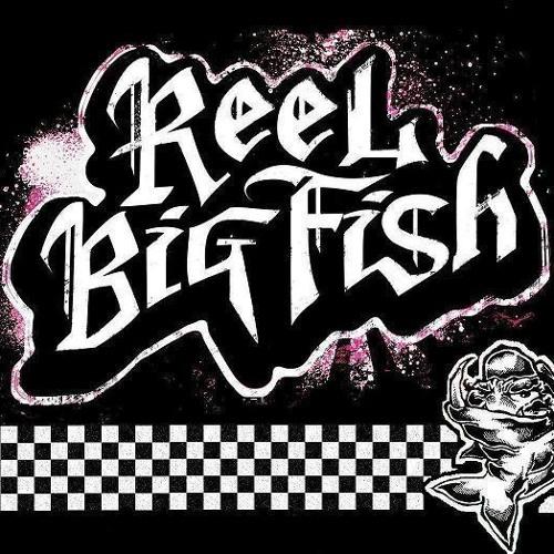 REEL BIG FISH - MONKEY MAN + VIDEO