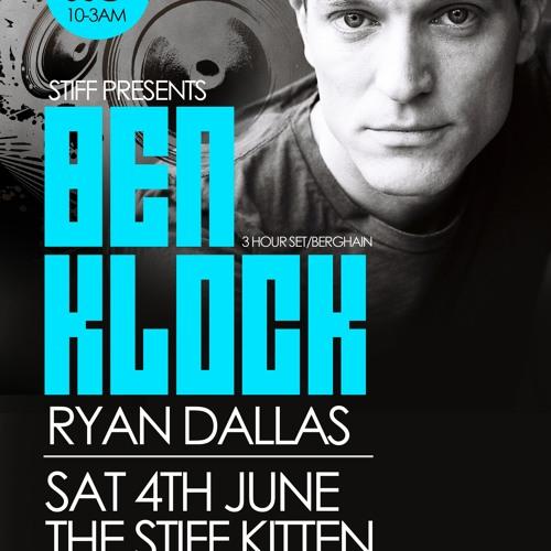 Ryan Dallas - Ben Klock Warmup Set