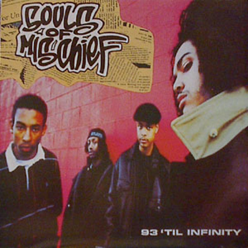 Souls of Mischief - Never No More (76 Seville Mix)