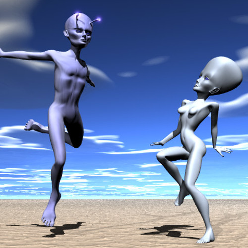 Sapo - Dancing With Aliens