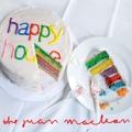 The Juan Maclean Happy House Artwork