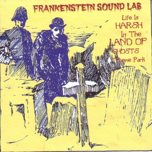 FRANKENSTEIN SOUND LAB - Starless & Bible Black
