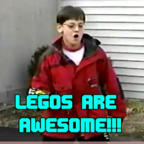 Legos are awesome!!!