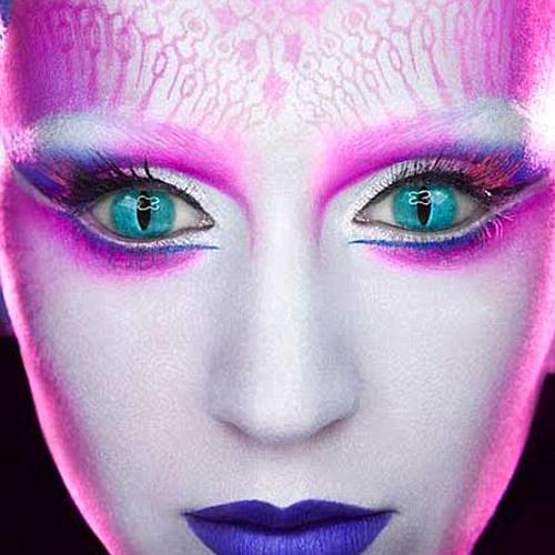 Katy Perry E.T. Futuristic Lover (3D Smash Remix)
