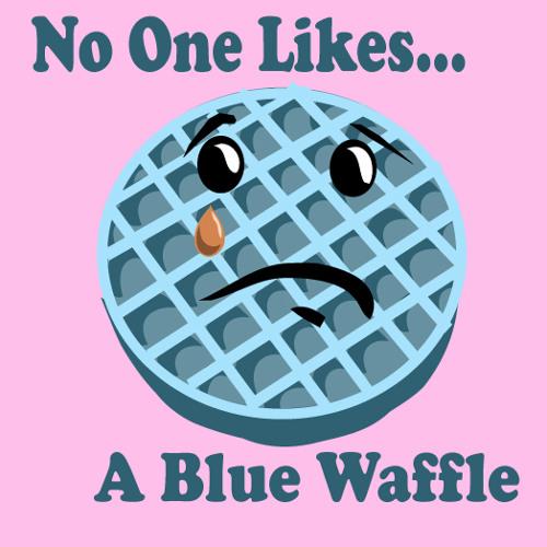 Blue Waffle Epoxy