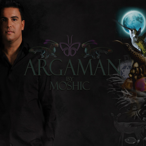 ARGAMAN CD1 Mixed by MOSHIC