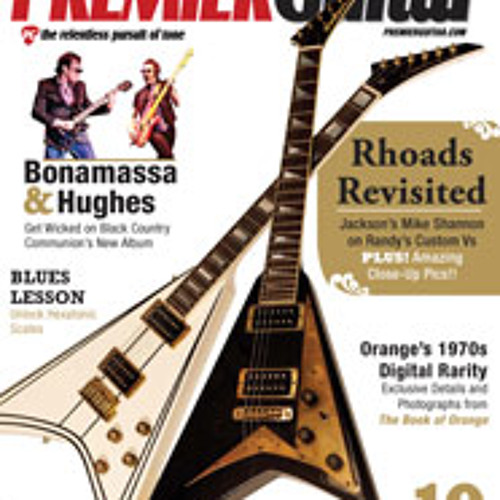 Premier Guitar July '11 Issue