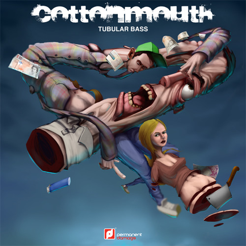Cottonmouth - Tubular Bass !!!OUT NOW!!!