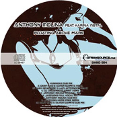 A.Molina Ft. Karina Nistal - Floating Above Mars (Kuningas Dub Mix)