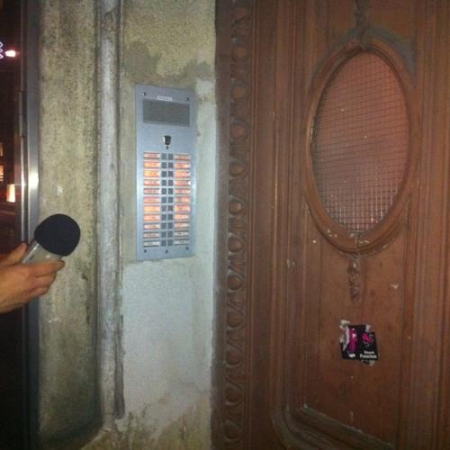 Broken Doorbell 06/13/2011