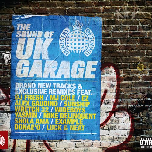 The Sound of UK Garage Megamix