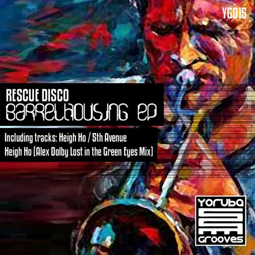 YG015 Rescue Disco - Heigh Ho