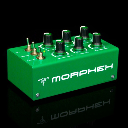 Morphex: Hybrid Analog Synth & Effect Unit (2009)