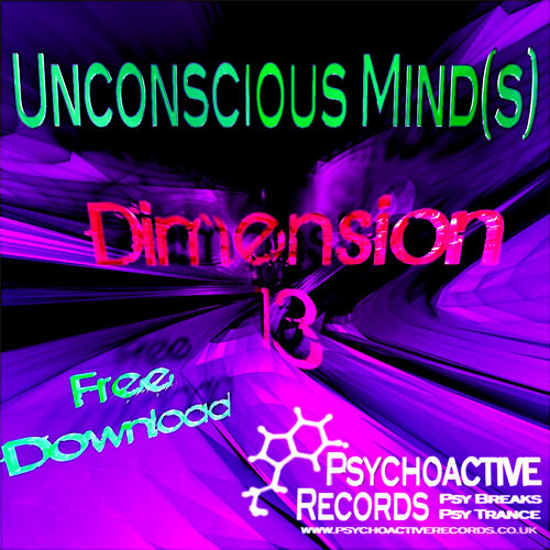 Unconscious Mind(s) - Dimension 13 - FREE DOWNLOAD