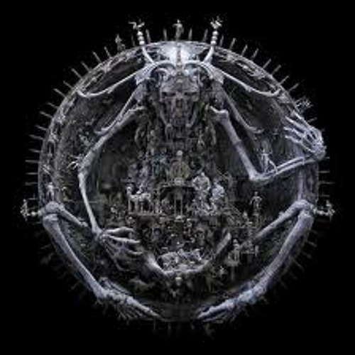 The dark lair of metal
