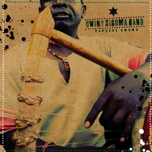 "Owiny Sigoma Band - Tafsiri Sound 12"""