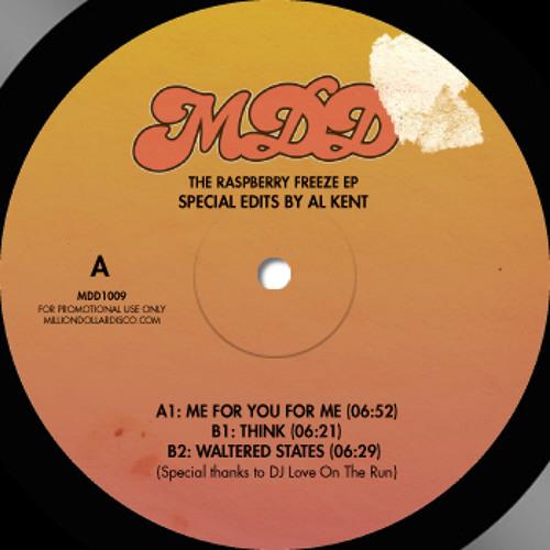 Raspberry Freeze EP medley
