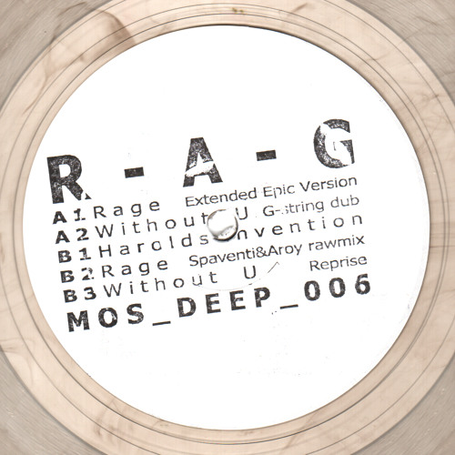 B2 RAGE Spaventi & Aroy Rawmix