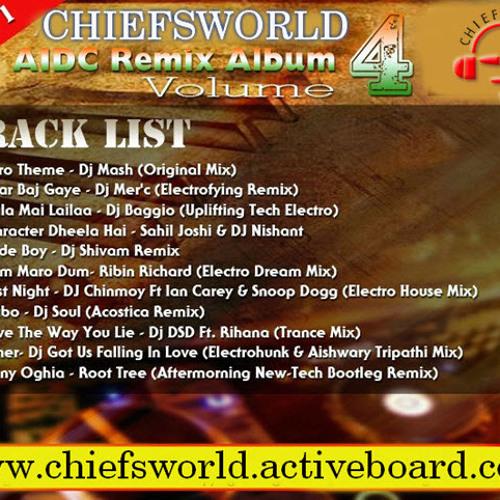 04 Character Dheela Hai - Sahil Joshi & DJ Nishant- chiefsworld