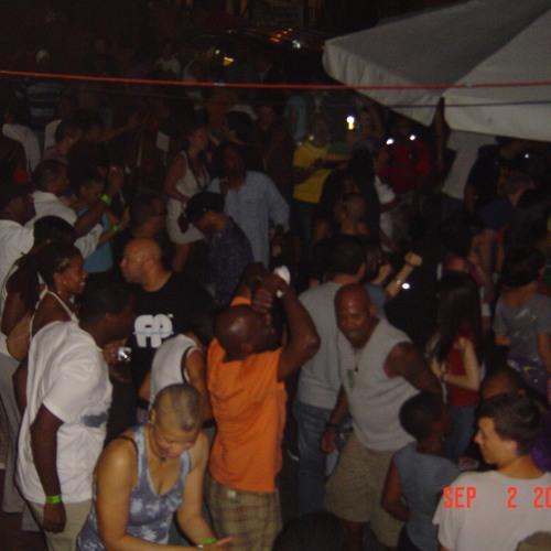 Sundae Philly Live Aug 2009