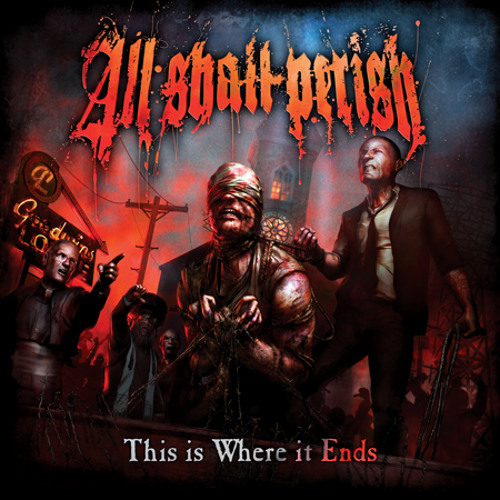 ALL SHALL PERISH - Procession of Ashes