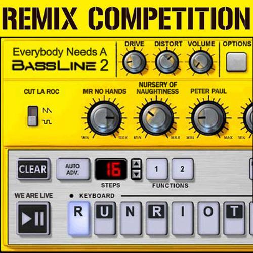 RuN RiOT - Everybody Needs a Bassline2 (Paranoid Androidz Remix) [FREE DOWNLOAD]