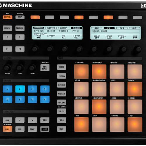 Maschine Instrumentals