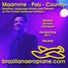"""""""Maamme"""" - Brazilian Bossa Jazz of the Finnish National Anthem, Brazilian language"""