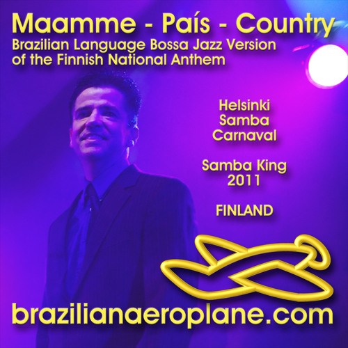"""Maamme"" - Brazilian Bossa Jazz of the Finnish National Anthem, Brazilian language"