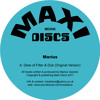 MD006 A Side - Marius - Glow Of Filter & Dub