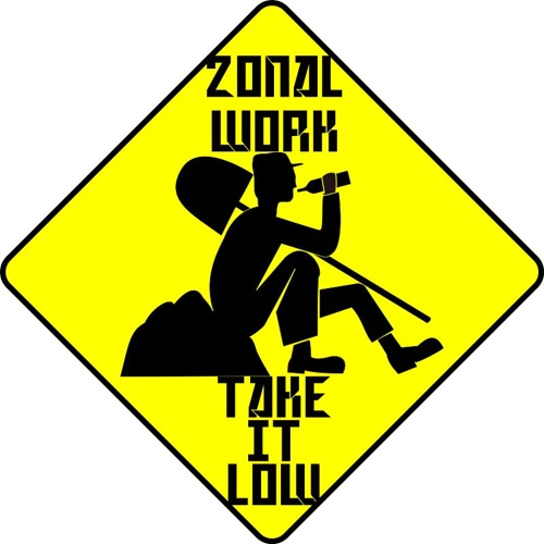 Zonal Work - Take it Low (Unsigned)